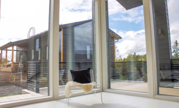 Hyvin suunniteltu koti on ikkuna tulevaan osa 1/2 2