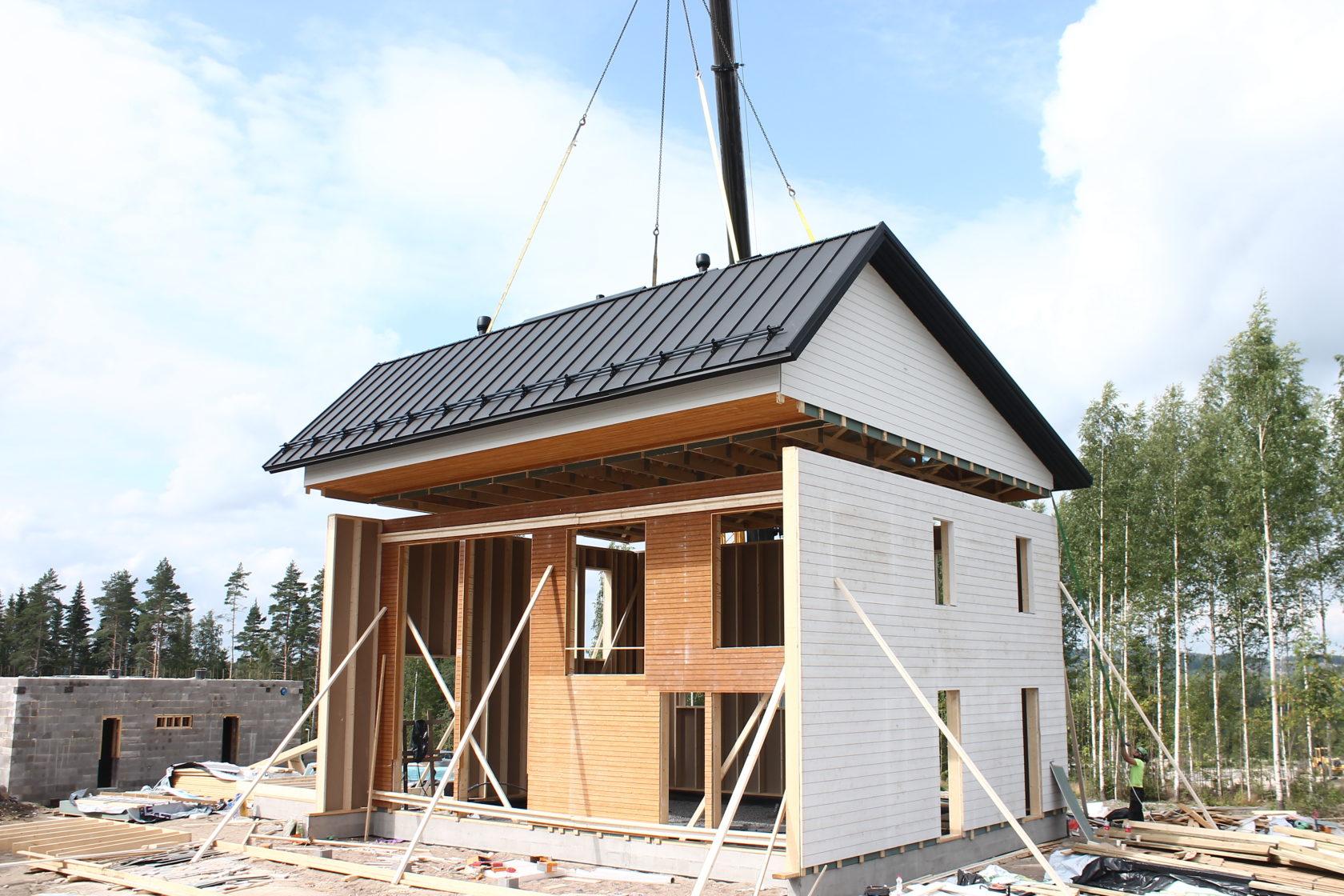 Rakennusprojektin kumppanit 2